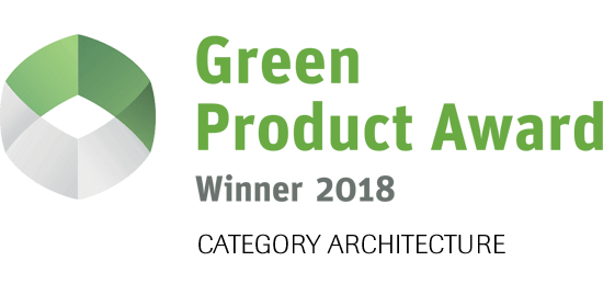 green product award architectuur resysta nowood