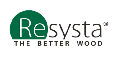 resysta the better wood logo
